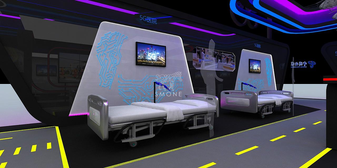 电信5G展厅