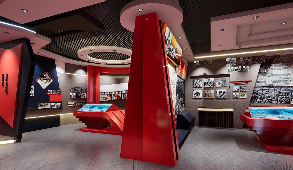 党建展厅设计